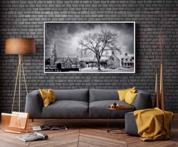paisagens na decoração de ambientes 013