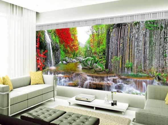 paisagens na decoração de ambientes 017