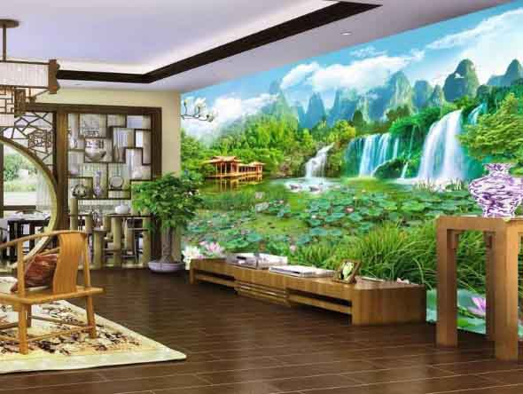 paisagens na decoração de ambientes 019