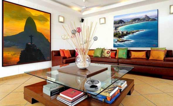 paisagens na decoração de ambientes 020