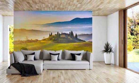 paisagens na decoração de ambientes 023