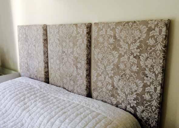 DIY - Cabeceira para cama Box 002