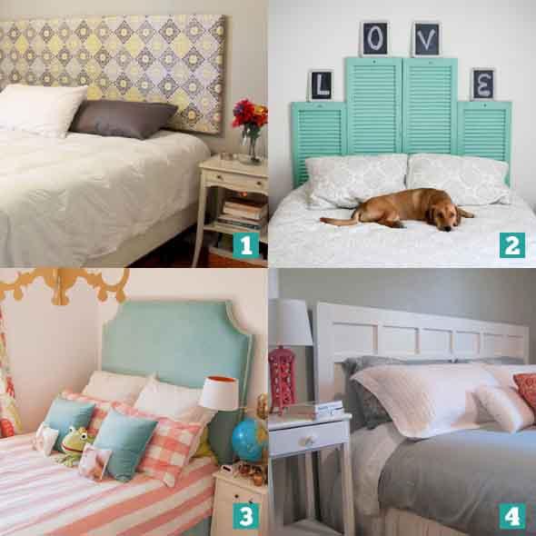 DIY - Cabeceira para cama Box 005