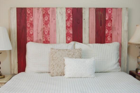 DIY - Cabeceira para cama Box 006