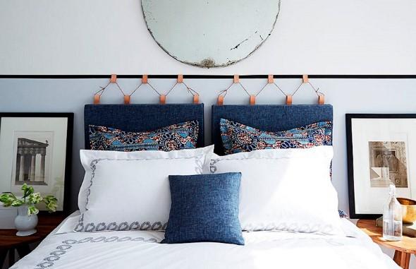 DIY - Cabeceira para cama Box 007