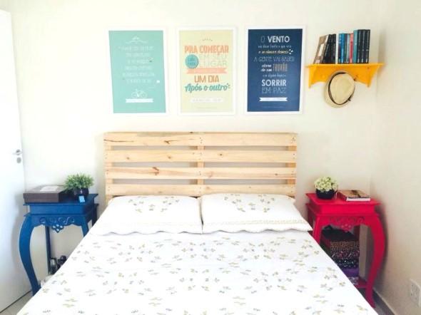 DIY - Cabeceira para cama Box 013