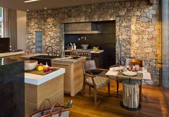 Decoração de cozinhas rústicas 017