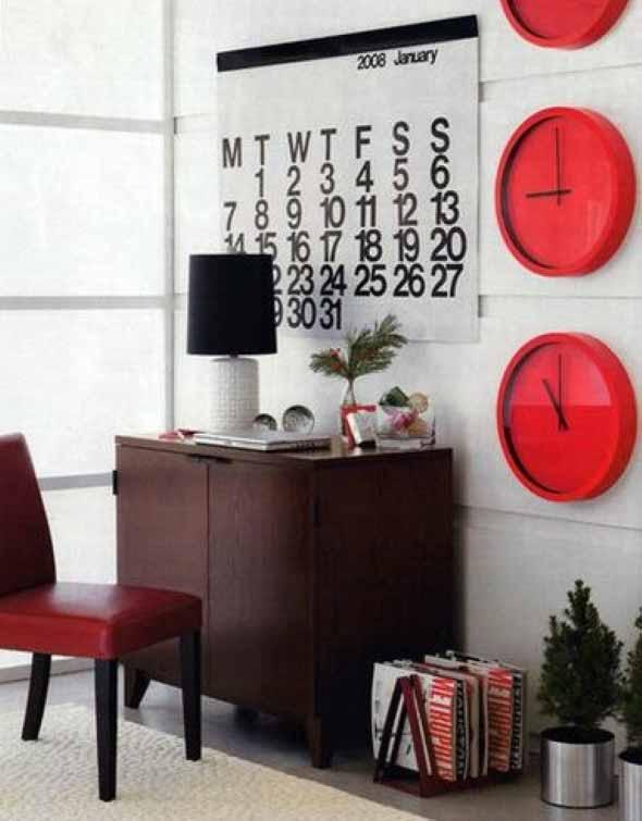 Dicas para usar relógios na decoração 002