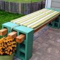Ideias de decoração com blocos de concreto 004