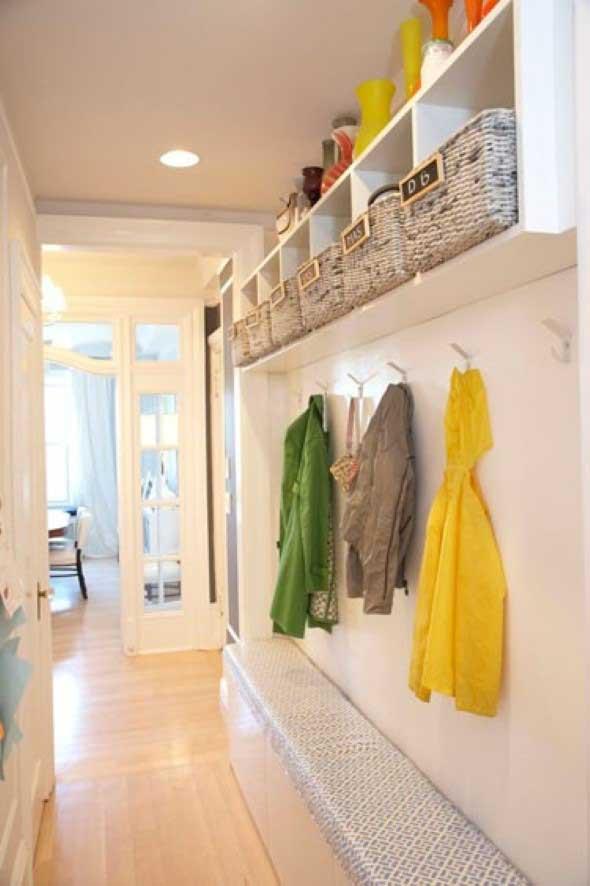 Ideias de decoração para corredores 014