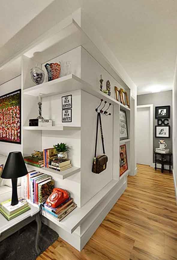 Ideias de decoração para corredores 015