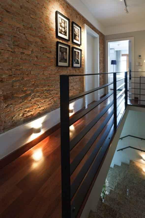 Ideias de decoração para corredores 017