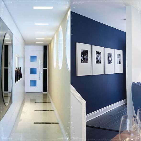 Ideias de decoração para corredores 018
