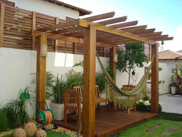 Jardins residenciais pequenos e charmosos 013