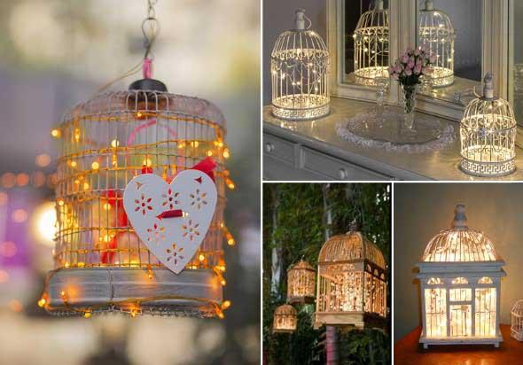 Luzes de Natal na decoração o ano inteiro 016