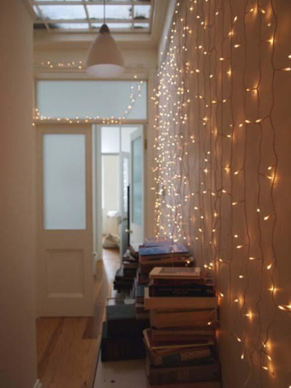 Luzes de Natal na decoração o ano inteiro 017