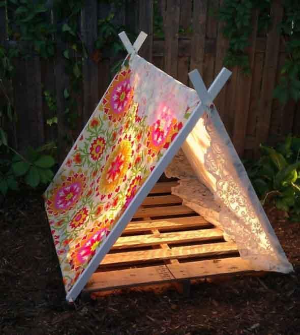 Projetos para crianças com paletes de madeira 011