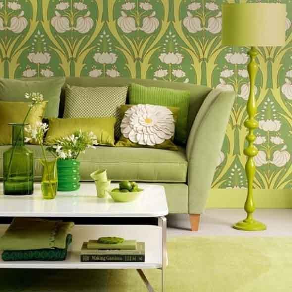 Verde na decoração 001