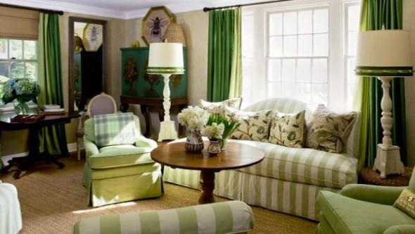 Verde na decoração 003