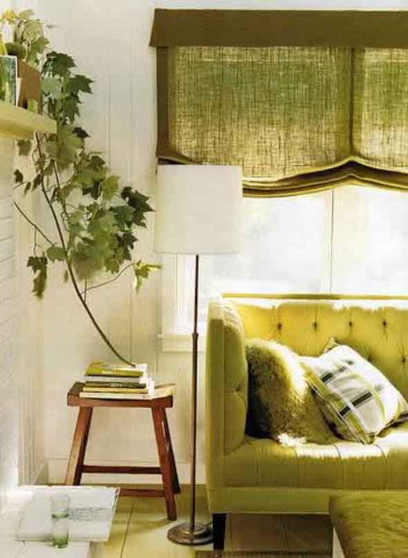 Verde na decoração 004