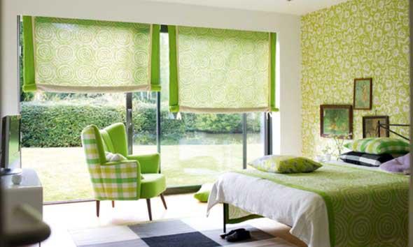 Verde na decoração 014