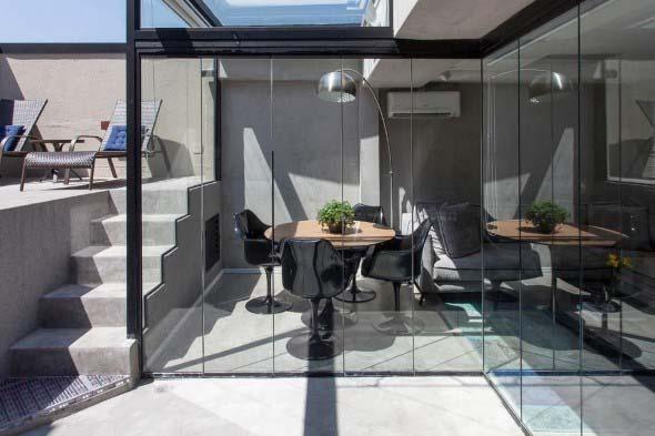 Divisórias de vidro na decoração 015