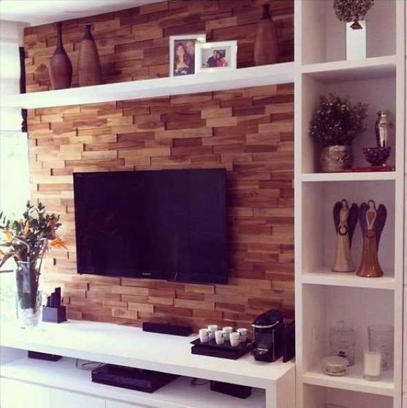 Painel de TV para sala de estar 004