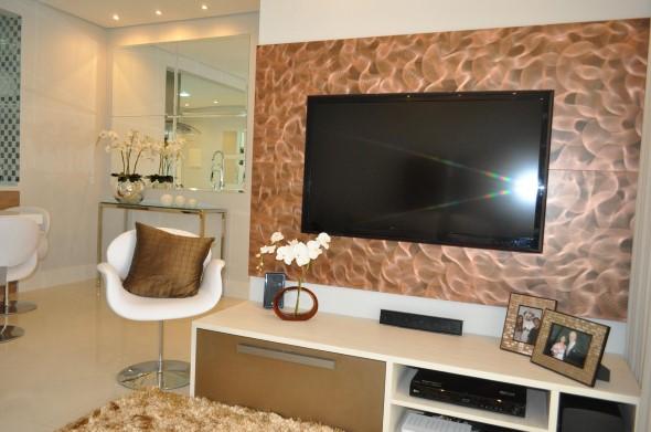 Painel de TV para sala de estar 008