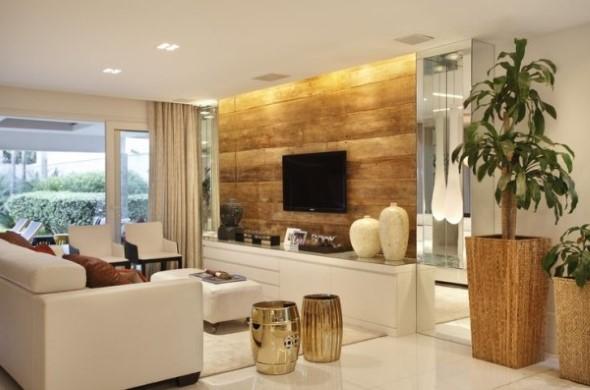 Painel de TV para sala de estar 013