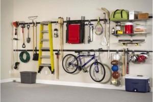 Prateleiras na garagem 012
