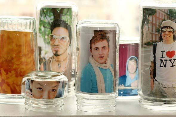 ideias decorativas com potes de vidro 007