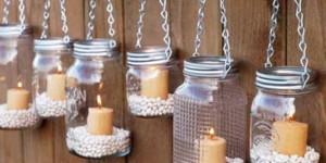 ideias decorativas com potes de vidro 012