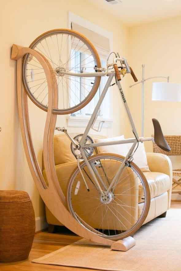 Bicicleta em casa 002