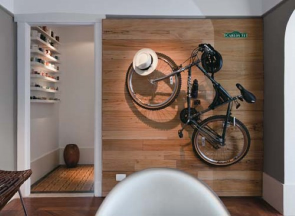 Bicicleta em casa 007
