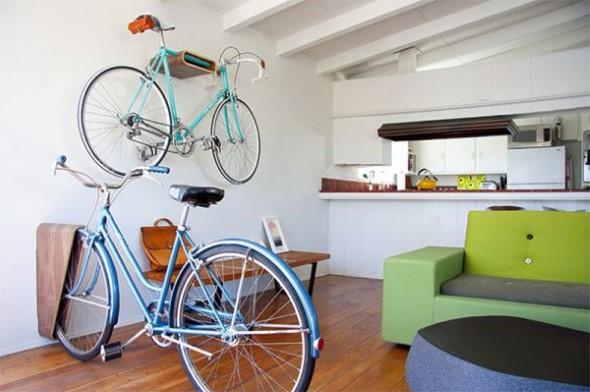 Bicicleta em casa 009