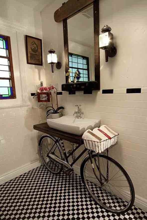 Bicicleta em casa 010