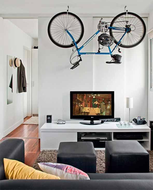 Bicicleta em casa 011