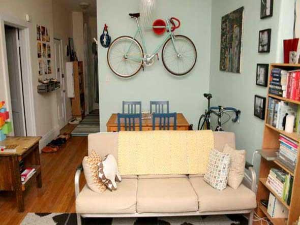 Bicicleta em casa 019