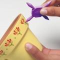 DIY - Como pintar vasos de cerâmica 007