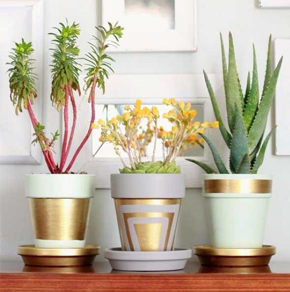 DIY - Como pintar vasos de cerâmica 015