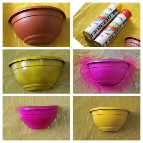 DIY - Como pintar vasos de cerâmica 016