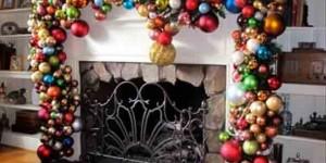 Dicas para enfeitar a lareira para o Natal 009