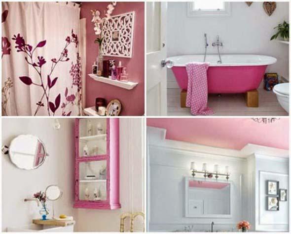 Inspire-se decorando a casa com tons de rosa 016