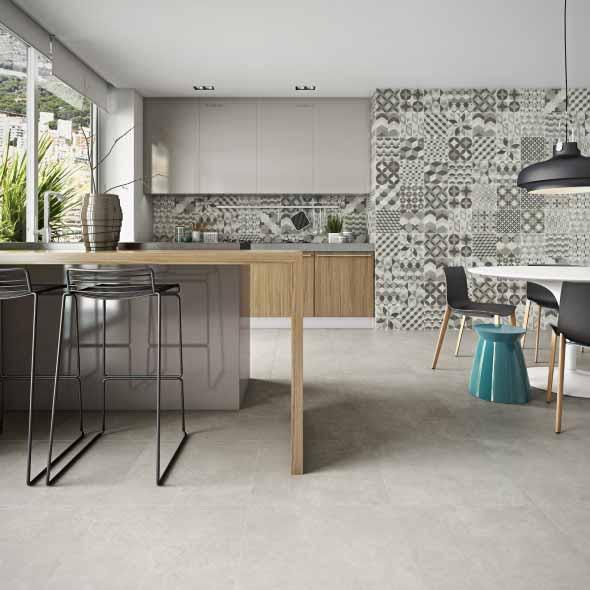 Azulejos estampados na cozinha 014
