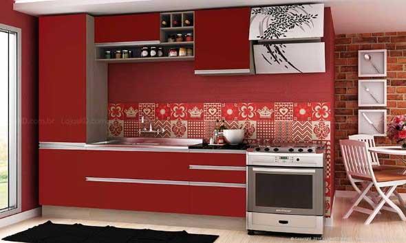 Azulejos estampados na cozinha 016