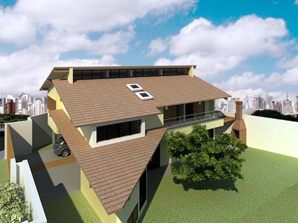 telhado para casa 14
