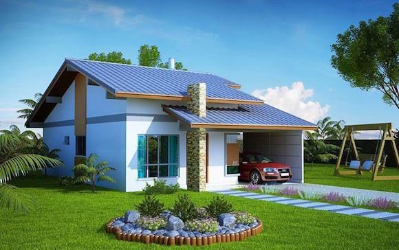 telhado para casa 16