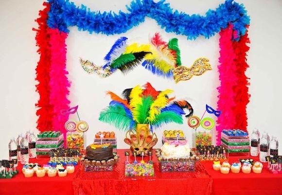 tema festa carnaval 2