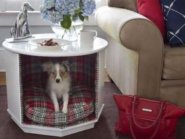 Casinhas de cachorro cheias de estilo 011