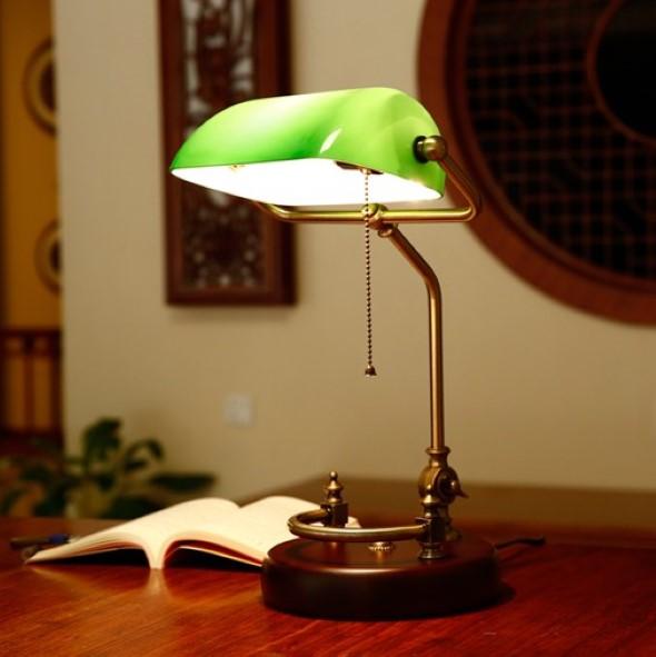 Luminárias de mesa criativas 005